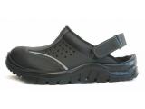 Sandál čierna